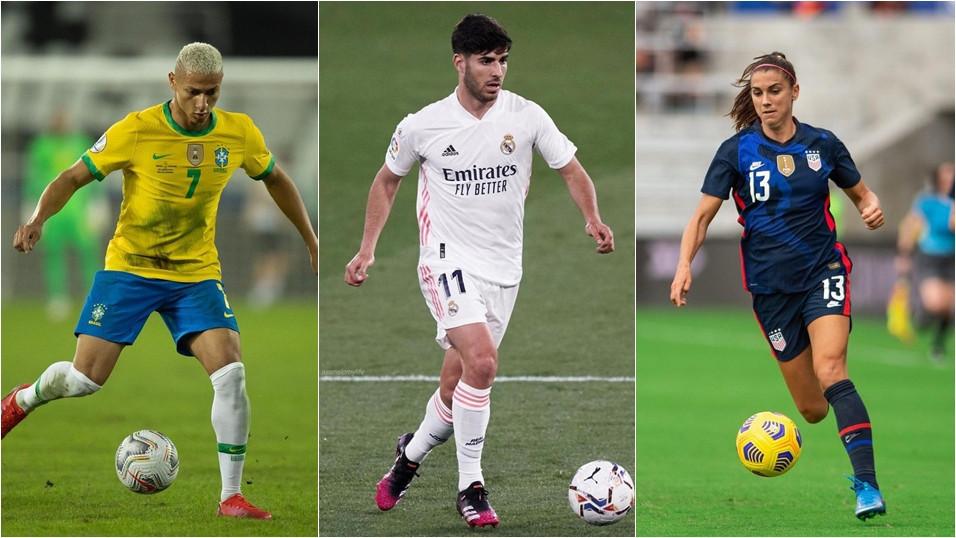 11 Bintang yang Meramaikan Cabang Sepakbola di Olimpiade ...